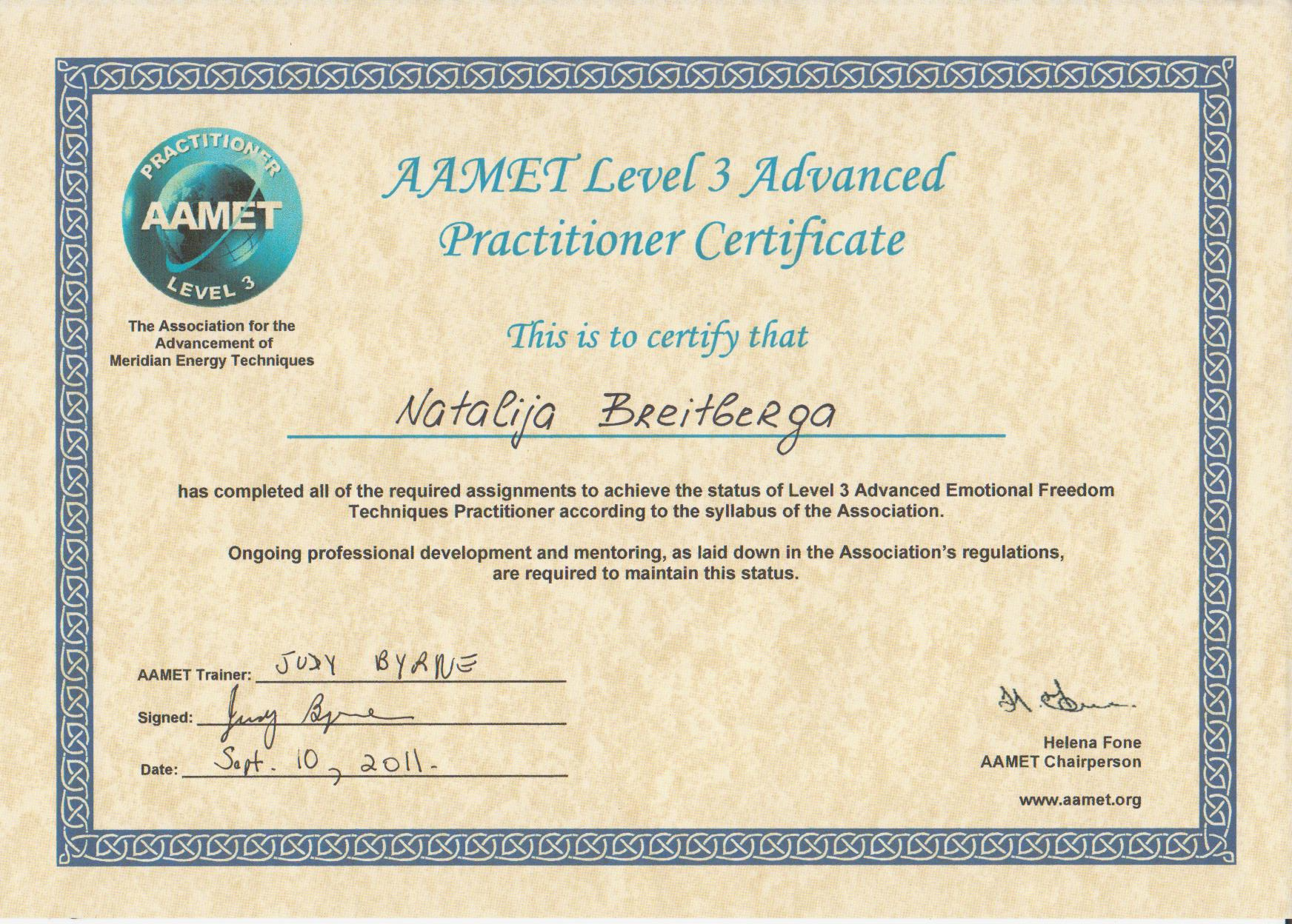 eft-level-3-certificate