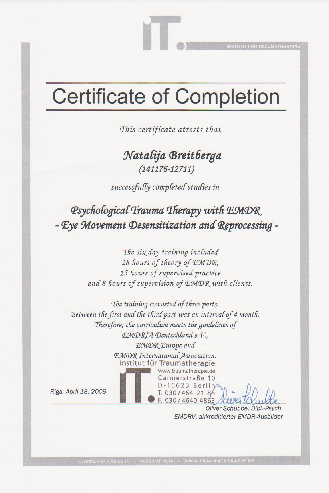emdr-sertifikats